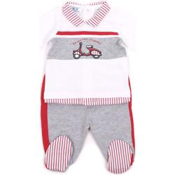 Textil Criança Conjunto Melby 20Q7330 Vermelho