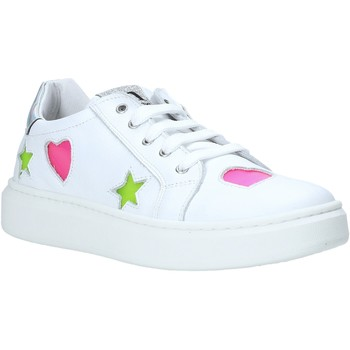 Sapatos Rapariga Sapatilhas Melania ME6280F0S.B Branco