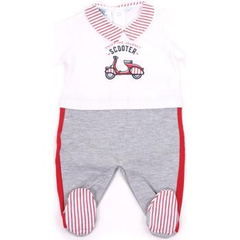Textil Criança Conjunto Melby 20N7320 Vermelho