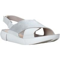 Sapatos Mulher Sandálias Clarks 26135118 Branco