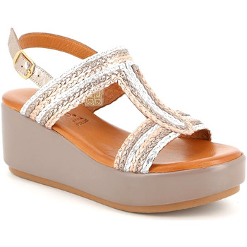 Sapatos Mulher Sandálias Grunland SA2489 Bege