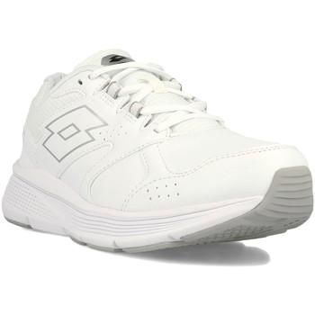 Sapatos Homem Sapatilhas Lotto 211823 Branco