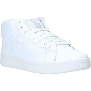 Sapatos Mulher Sapatilhas de cano-alto Lotto L59026 Branco