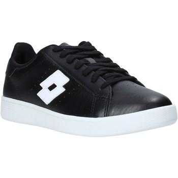 Sapatos Homem Sapatilhas Lotto 212064 Preto