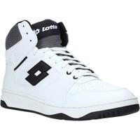 Sapatos Homem Sapatilhas de cano-alto Lotto 212071 Branco