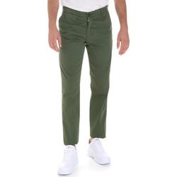 Textil Homem Chinos Les Copains 9U3320 Verde