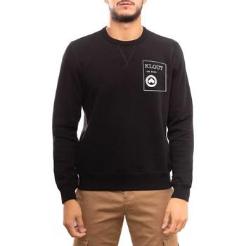 Textil Sweats Klout  Negro