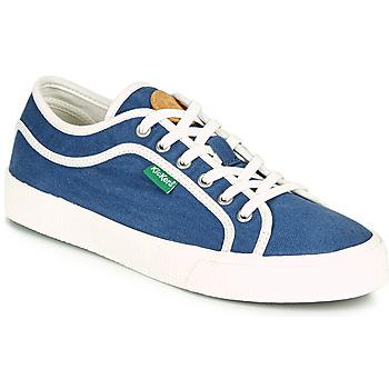 Sapatos Mulher Sapatilhas Kickers ARVEIL Marinho