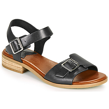 Sapatos Mulher Sandálias Kickers BUCIDI Preto