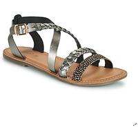 Sapatos Mulher Sandálias Kickers DIAPPO Bronze