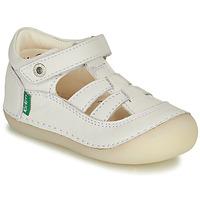 Sapatos Rapariga Sabrinas Kickers SUSHY Branco
