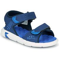 Sapatos Rapaz Sandálias Kickers JUMANGAP Azul