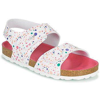 Sapatos Rapariga Sandálias Kickers SUMMERKRO Rosa