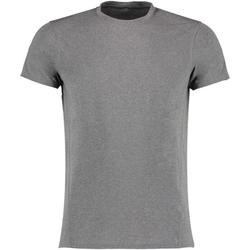 Textil Homem T-Shirt mangas curtas Gamegear KK939 Melange Cinza