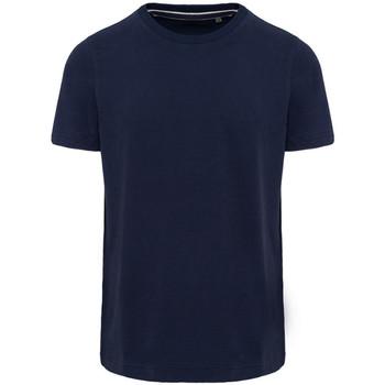 Textil Homem T-Shirt mangas curtas Kariban Vintage KV2106 Marinha Vintage