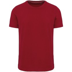 Textil Homem T-Shirt mangas curtas Kariban Vintage KV2106 Vintage Dark Red