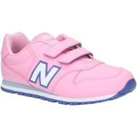 Sapatos Criança Multi-desportos New Balance YV500RPT Blanco
