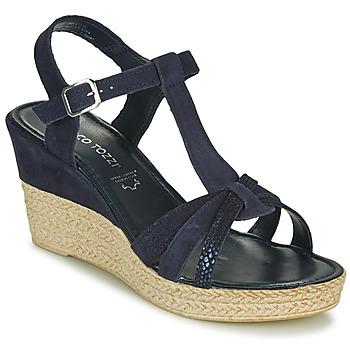 Sapatos Mulher Sandálias Marco Tozzi ANNA Marinho