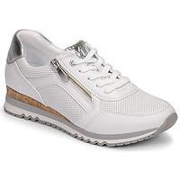 Sapatos Mulher Sapatilhas Marco Tozzi BELLA Branco