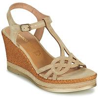 Sapatos Mulher Sandálias Marco Tozzi GRIMNI Cinza