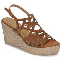 Sapatos Mulher Sandálias Marco Tozzi FRANCINE Conhaque