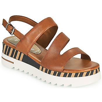 Sapatos Mulher Sandálias Marco Tozzi ANTINI Conhaque