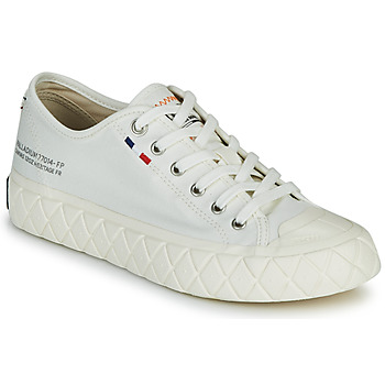 Sapatos Sapatilhas Palladium PALLA ACE CVS Branco