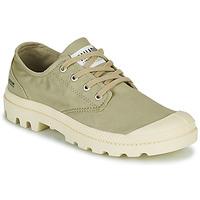Sapatos Sapatilhas Palladium PAMPA OX ORGANIC II Verde