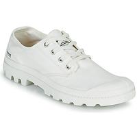 Sapatos Sapatilhas Palladium PAMPA OX ORGANIC II Branco
