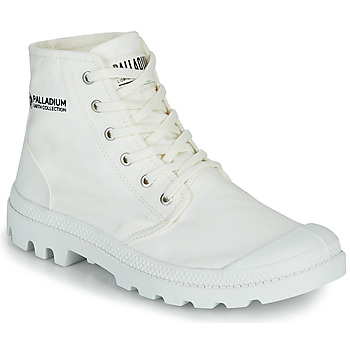 Sapatos Botas baixas Palladium PAMPA HI ORGANIC II Branco