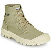 Sapatos Botas baixas Palladium PAMPA HI ORGANIC II Verde