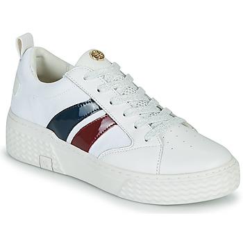 Sapatos Mulher Sapatilhas Palladium Manufacture EGO 03 NPA Branco