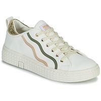 Sapatos Mulher Sapatilhas Palladium Manufacture TEMPO 02 CVSG Branco