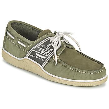 Sapatos Homem Sapato de vela TBS GLOBEK Verde