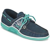 Sapatos Homem Sapato de vela TBS GLOBEK Marinho
