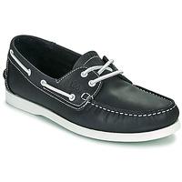 Sapatos Homem Sapato de vela TBS PHENIS Marinho / Branco