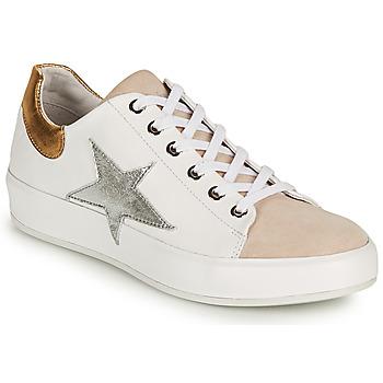Sapatos Mulher Sapatilhas Felmini TRUMP Branco