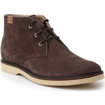 Sapatos Homem Botas baixas Lacoste Sherbrooke HI 14 SRM 7-30SRM0025176 brown