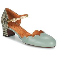 Sapatos Mulher Escarpim Chie Mihara UKUMA Verde