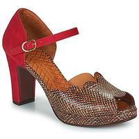 Sapatos Mulher Sandálias Chie Mihara NADILA Vermelho