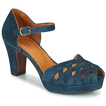 Sapatos Mulher Sandálias Chie Mihara NI-IRMA Azul