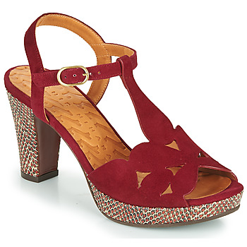Sapatos Mulher Sandálias Chie Mihara EGEO Bordô