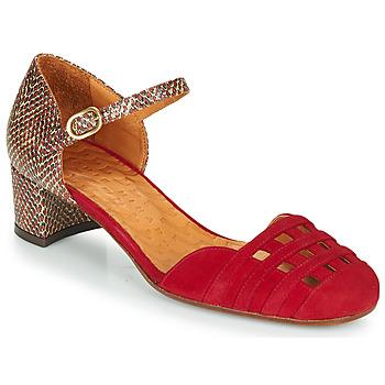 Sapatos Mulher Escarpim Chie Mihara KAEL Vermelho