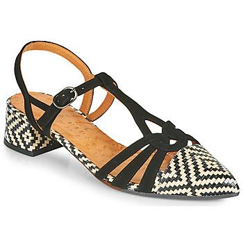 Sapatos Mulher Escarpim Chie Mihara ROSALI Preto / Bege