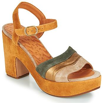 Sapatos Mulher Sandálias Chie Mihara YEVA Ouro