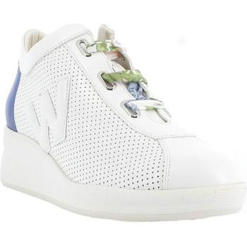 Sapatos Mulher Sapatilhas Melluso R20220 Branco