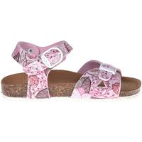 Sapatos Rapariga Sandálias Bionatura CHIARA IMB Rosa