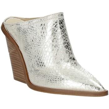 Sapatos Mulher Tamancos Studio Italia LOLITA Ouro
