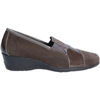 Sapatos Mulher Mocassins Susimoda 8705 Castanho