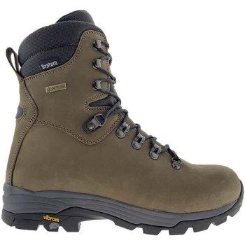 Sapatos Homem Sapatos de caminhada Bestard Botas  Taiga Gore-Tex Castanho